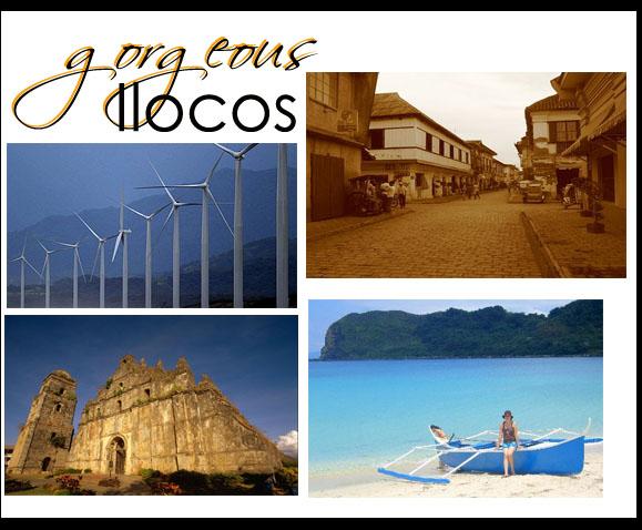 Travelling Ilocos